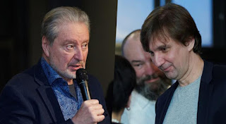 Станислав Кучер и Вениамин Смехов о театре и обществе в современной России