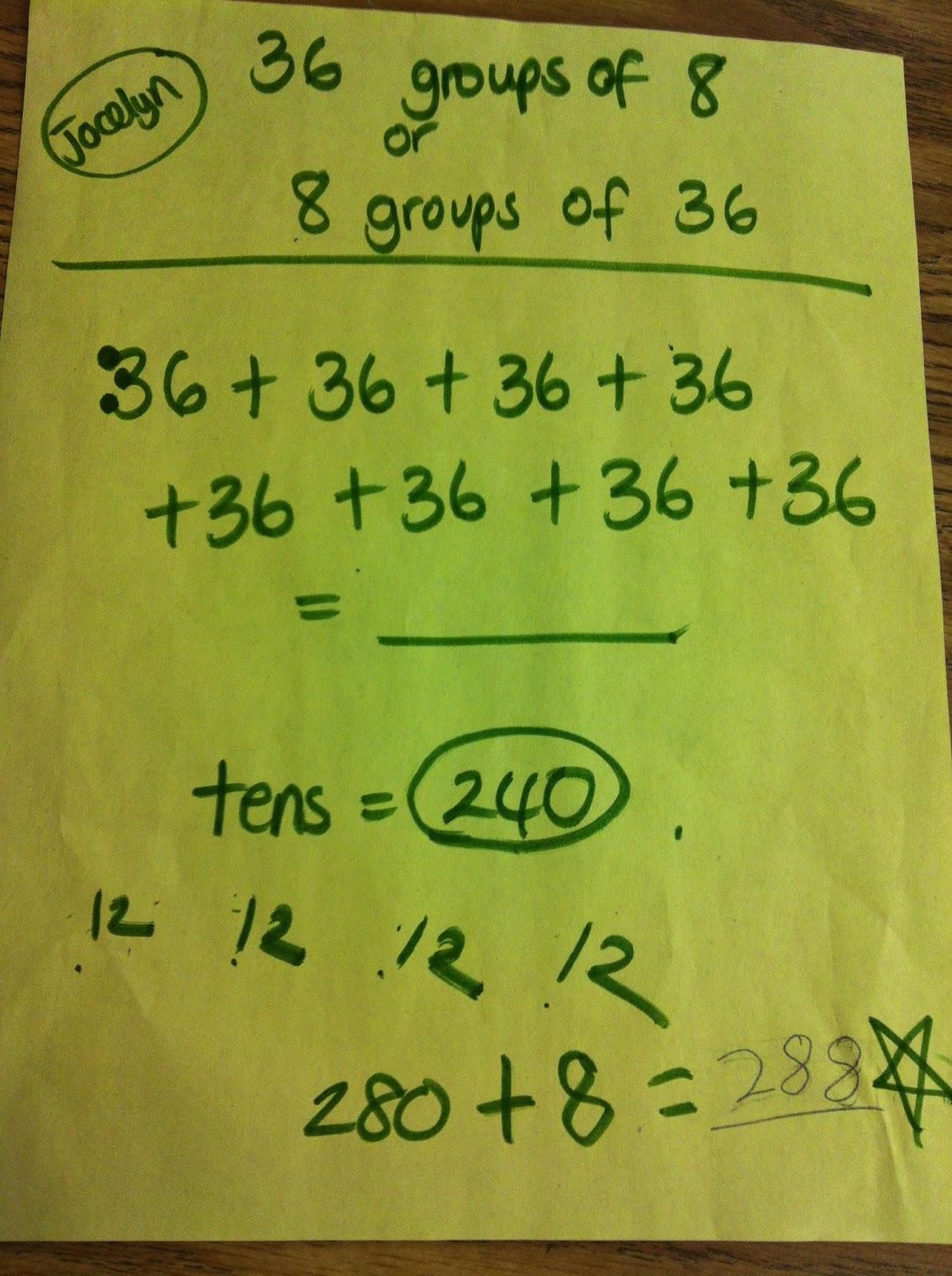 Mrs Hannah S First Grade Class 100th Day Math