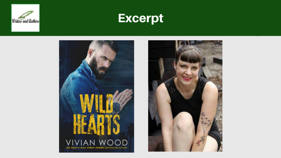#Excerpt: Wild Hearts by Vivian Wood with #giveaway