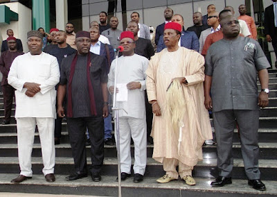 South East Governors Forum, now against IPOB