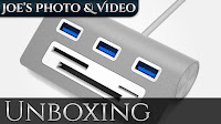Sabrent USB 3.0 Hub & Card Reader - Quick Unboxing & Thoughts