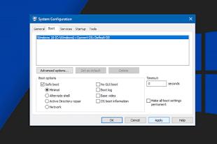 Cara Masuk Safe Mode di Windows 10 Dengan Mudah