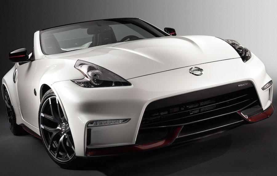 日産、フェアレディZニスモのオープン仕様「370Z NISMOロードスター」コンセプトを発表 - Idea Web ...