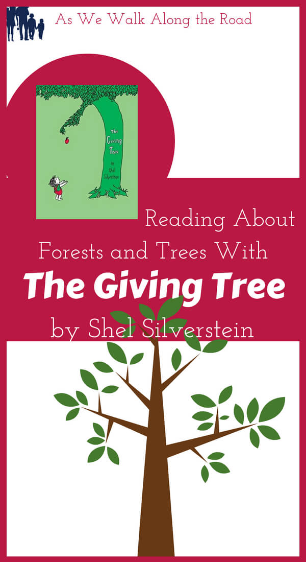 Activities for The Giving Tree