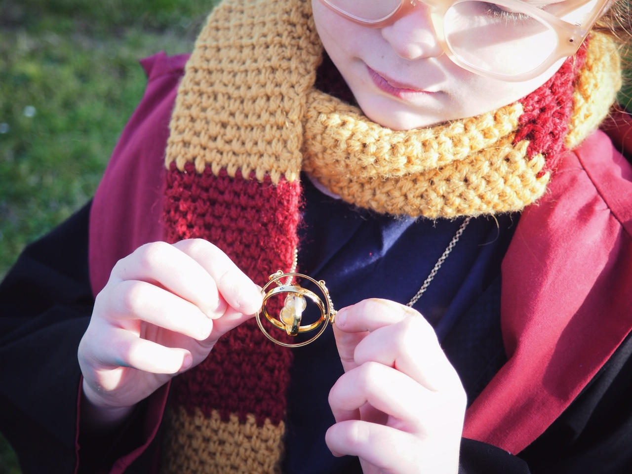 officiel de vente chaude boutique pour officiel achats Rentrée à Poudlard: l'écharpe de Gryffondor au crochet ...