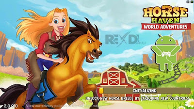 Horse Haven World Adventures Apk Mod + Data for Android  Unlimited Money