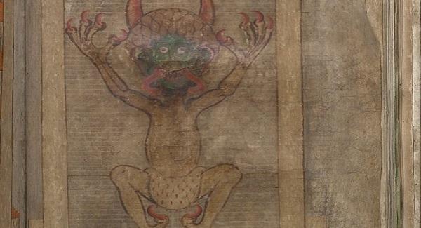 Codex Gigas atau Kitab Iblis
