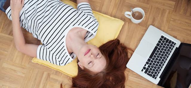 Tidur Siang Saat Puasa Bisa Membuat Pencernaan Tetap Sehat
