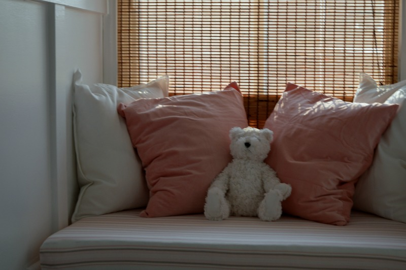 Stupendous Aimlessly Elegant The Nursery Window Seat Short Links Chair Design For Home Short Linksinfo
