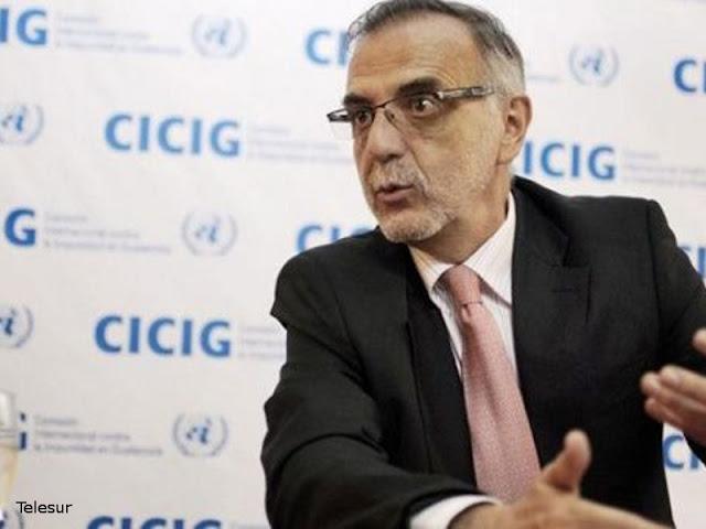 Guatemala Tetap Tolak Kunjungan Ivan Velasquez, Kepala Komisi Anti-Korupsi PBB