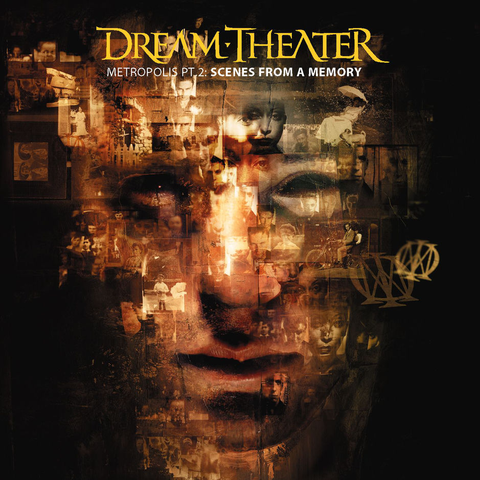 Dream Theater - Metropolis, Pt. 2: Scenes from a Memory - Album (1999) [iTunes Plus AAC M4A]