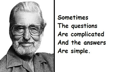 """""""Dr. Seuss Quotes About Life"""""""
