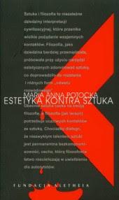 Maria Anna Potocka Estetyka kontra sztuka