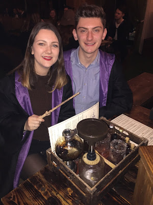 The Cauldron cocktail experience