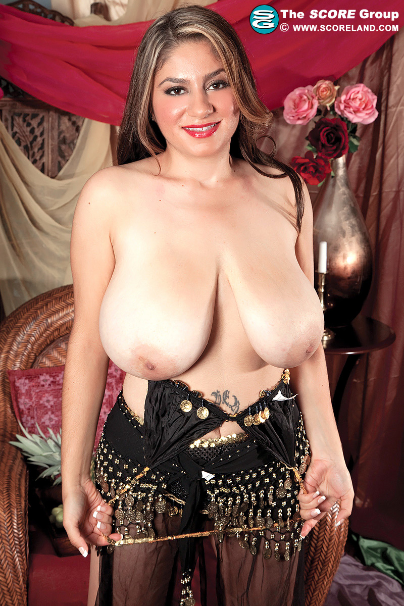 Jasmine Shiraz - Big Boobs, Belly Dancer Outfit, And -7187