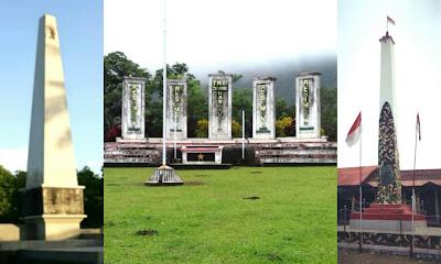 Monumen bersejarah di Barru