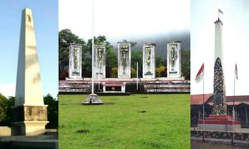 Kisah di Balik Pembangunan Tiga Monumen Bersejarah di Barru