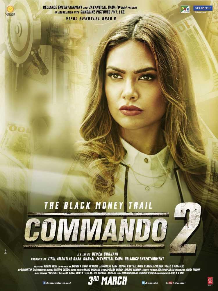 Commando 2 (2017) HD Mobile Movie Download