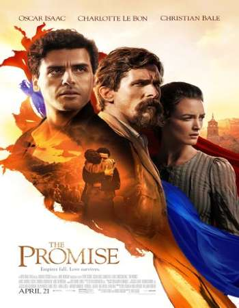 The Promise 2016 Full English Movie BRRip Download