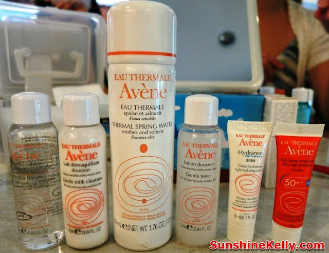 Avene skincare, best, sensitive skin