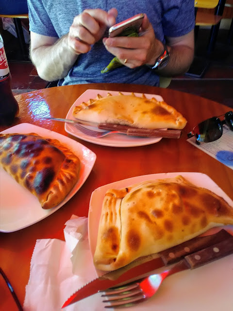 Day trip from Santiago to Viña del Mar: Empanadas Santa Carmela