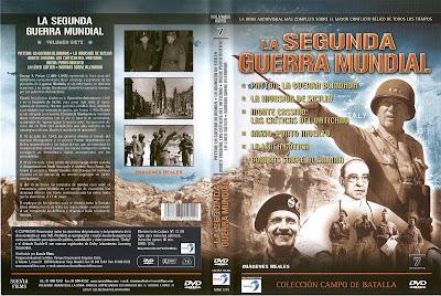 Carátula - Colección Campo de Batalla - DVD 7