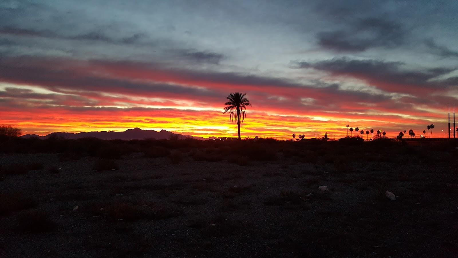 image Good morning from arizona