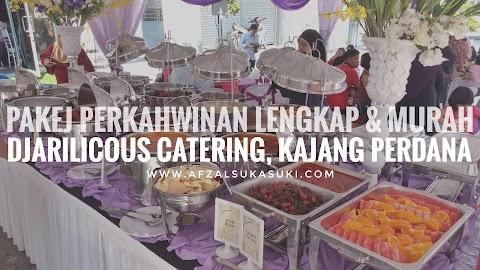 Pakej Perkahwinan Murah Dan Lengkap Di Djarilicious Catering, Kajang