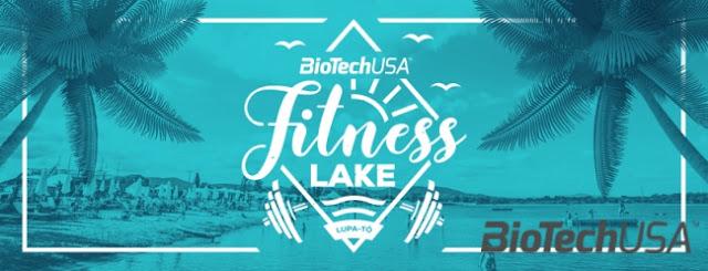 Fitness lake Biotech USA feherjeblog