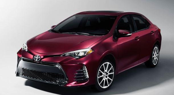 2017 Toyota Corolla Automatic  Interior, Exterior, Design, Performance, Engine, Price