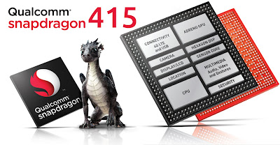 Qualcomm snapdragon 415