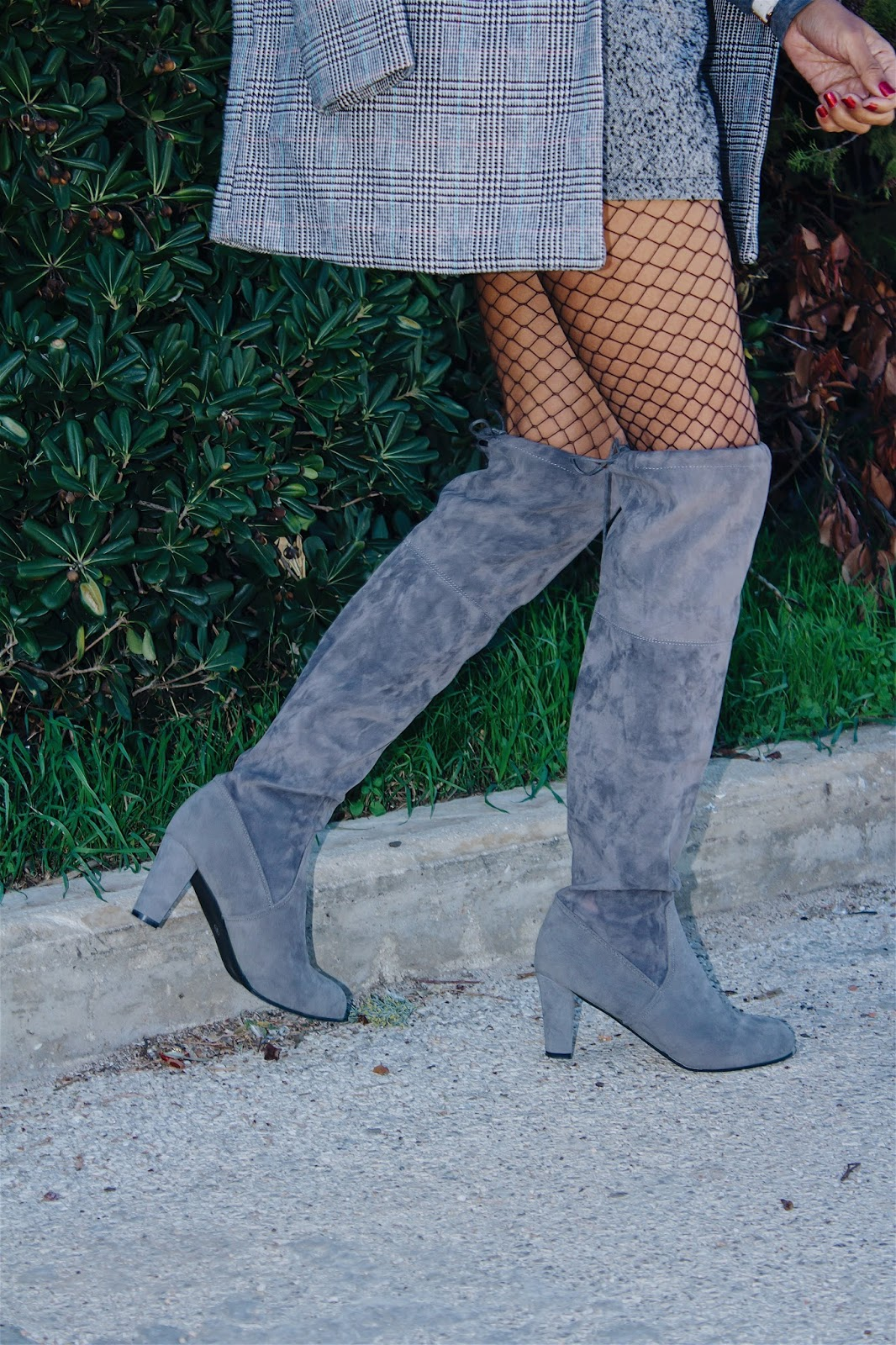 f5bee8c91d1 Shop my TIED BACK KNEE-HIGH BOOTS at Chicme and more. Happy Shopping!!  Thank you for reading!!xoxo. Be YOU. Be FABULOUS