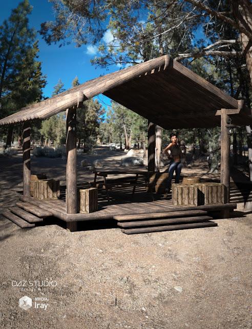 Ranch Pavilion