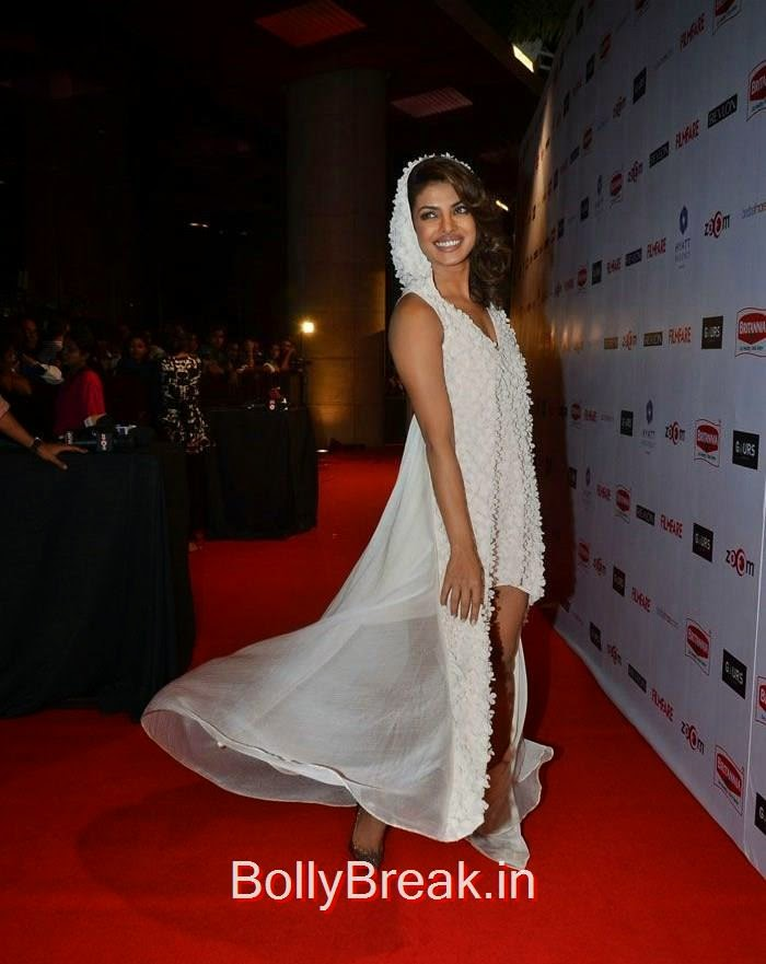 Priyanka Chopra, 60th Britannia Filmfare Awards pre-awards Party 2015 Red Carpet Pics