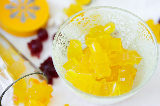 Yummy Gummy Lollies made with Gut Healing Gelatin