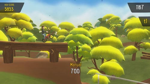 Free Download Pumped BMX + for PC Full Version