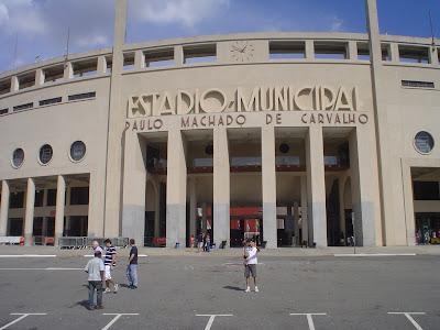 Museu do Futebol com Crianças