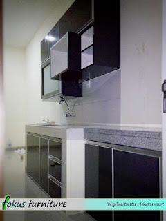 Kitchen set di Cilandak Jaksel