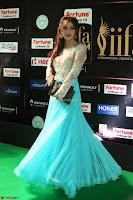 Telugu Actress Angela Krislinzki in transparent top at IIFA Awards 2017 Exclusive 04.JPG