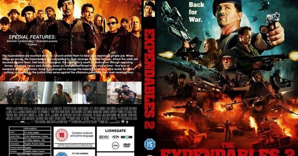 Muhammad Waris The Expendables 2