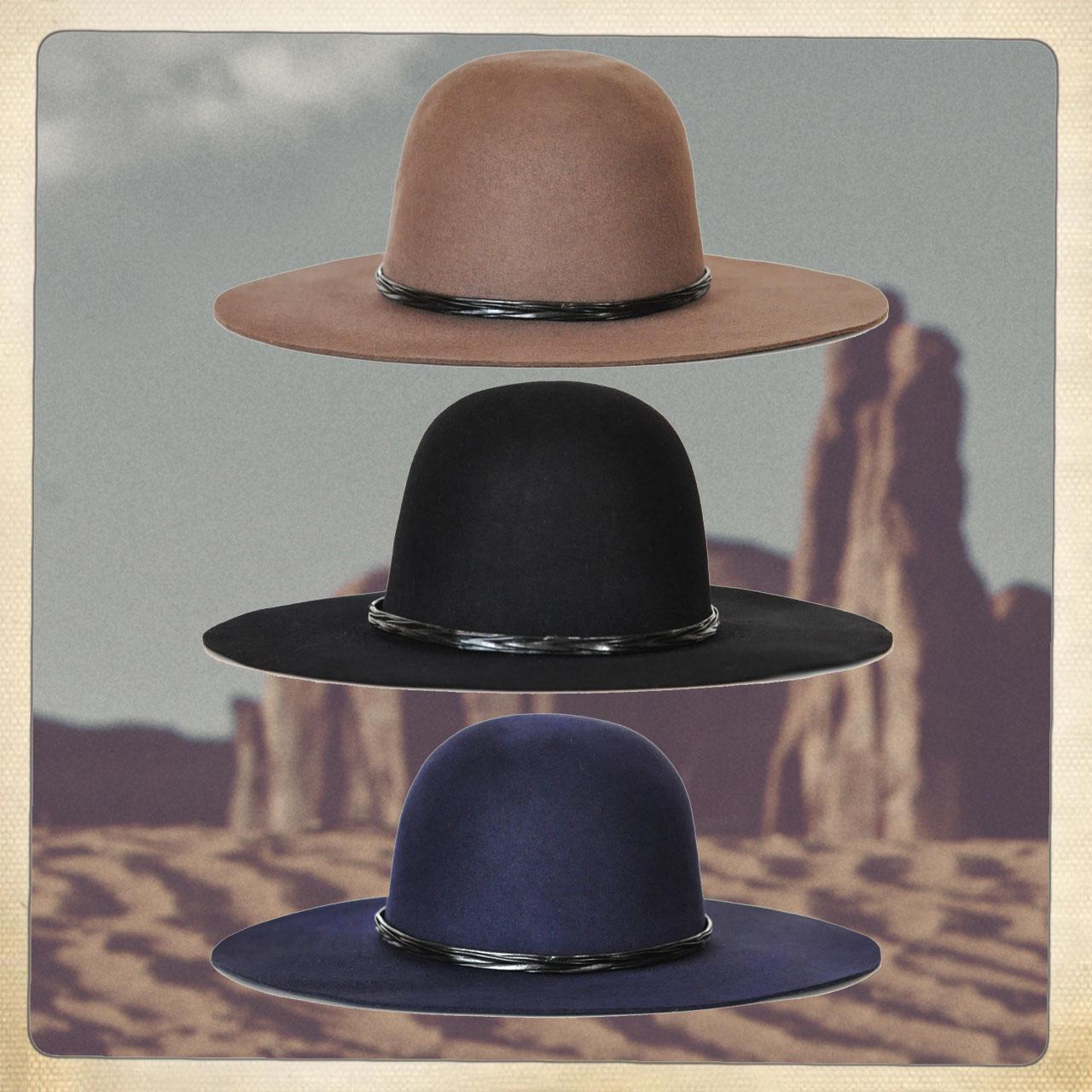 8046714ffcc Bona Drag  THE UNDERTAKER HATS
