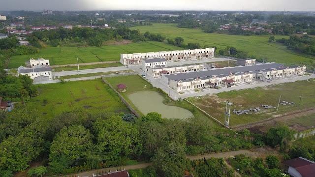Rumah Murah Dengan Diskon 30 JUTA Dan Subsidi DP Di Taman Palem Mas Tanjung Morawa Medan Sumatera Utara