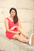 Shravya Reddy in Short Tight Red Dress Spicy Pics ~  Exclusive Pics 084.JPG