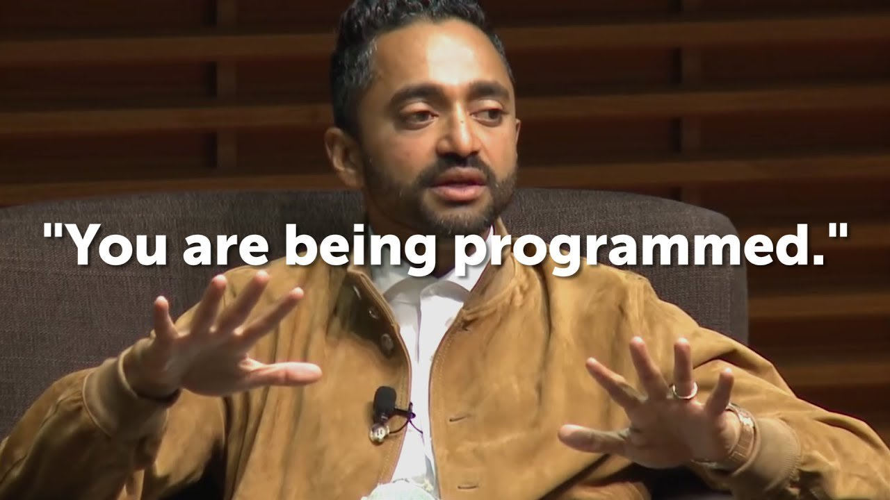 "Former Facebook Executive Warns Us: ""You Don't Realize It But You Are Being Programmed"""