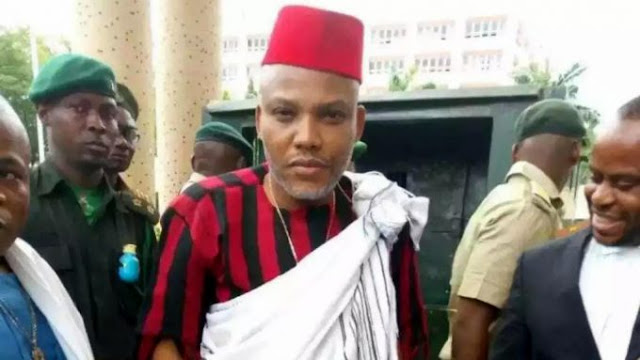 Breaking: Nnamdi Kanu rejects withdrawal of Igbo quit notice