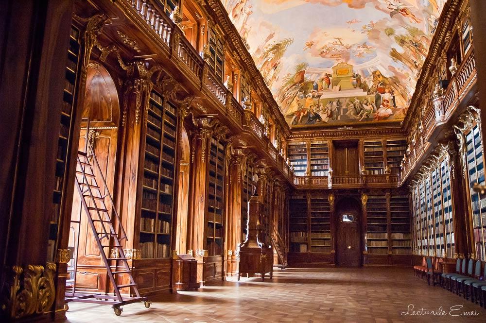 Biblioteca de filozofie Strahov Praga