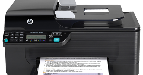 pilote hp officejet 4500 g510a-f