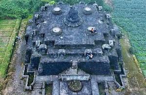 Candi Tridharma Cianjur, Candi yang Mirip dengan Candi Jiwa Batujaya Karawang