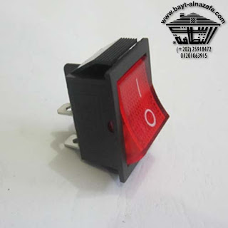 Switch On/Off VacuumVS-133   Switch On/Off Vacuum مفاتيح تشغيل ماكينات شفط التربة والمياه وماكينات غسيل الانتريهات وغيرها من بيت النظافة
