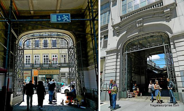 Portões do Mercado do Bolhão